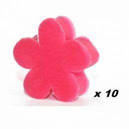 10 x Jaboncito Flor Geranio