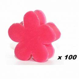 100 x Jaboncito Flor Geranio