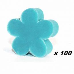 100 x Jaboncito Flor Té Verde