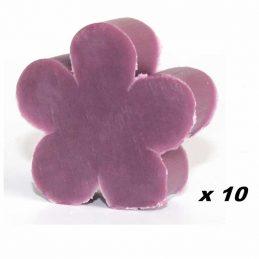 10 x Jaboncito Flor Lila