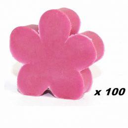 100 x Jaboncito Flor Freesia