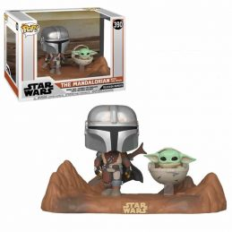 Funko POP THE MANDALORIAN...
