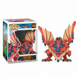 Funko POP RATHA 798 Monster...