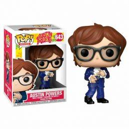 Funko POP Movies 643 AUSTIN...