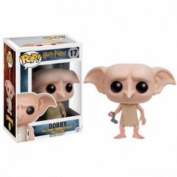 Figura FUNKO POP 17 DOBBY con Calcetín Harry Potter