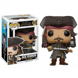 Figura FUNKO POP 273 JACK SPARROW Disney Piratas del...