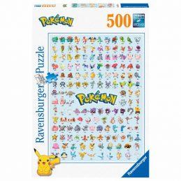 Puzzle 500 Piezas Pokemon...