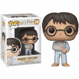 Figura FUNKO POP 79 HARRY POTTER en PIJAMA