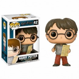 Figura FUNKO POP 42 HARRY POTTER con Mapa del...