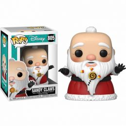 Funko POP SANDY CLAWS 805...