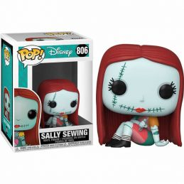 Funko POP SALLY SEWING 806...