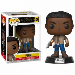 Funko POP FINN 309 Star...
