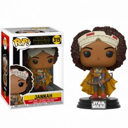 Funko POP JANNAH 315 Star...