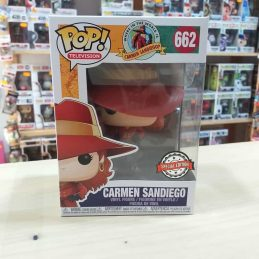 Funko POP CARMEN SANDIEGO...