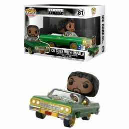 Funko POP Rocks 81 ICE CUBE...