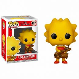 Funko POP LISA SIMPSON 497...