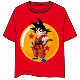 Camiseta Son Goku Dragon...
