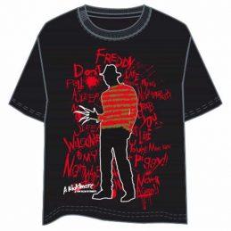 Camiseta Freddy Krueger...