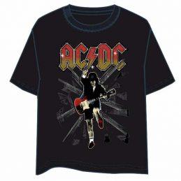Camiseta Angus Young ACDC...