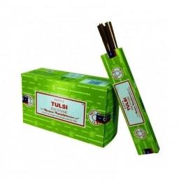 Incienso SATYA TULSI (Albahaca Sagrada) 15 g