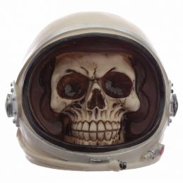 Calavera Astronauta Espacial