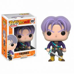 Funko POP TRUNKS 107 Dragon...