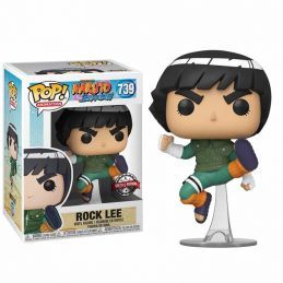 Funko POP ROCK LEE 739...