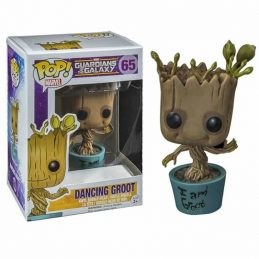 Funko POP DANCING GROOT I...