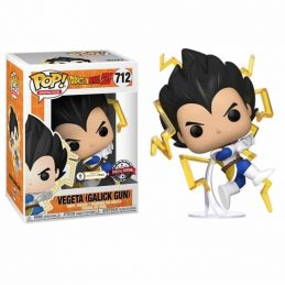 Funko POP VEGETA GALICK GUN...