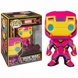 Funko POP IRON MAN 649...