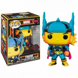 Funko POP THOR 650 Marvel:...