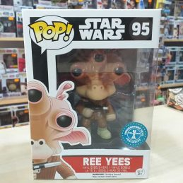 Funko POP REE YEES 95 Star...