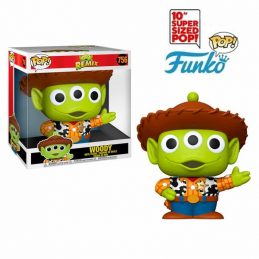 Funko POP ALIEN Es WOODY...