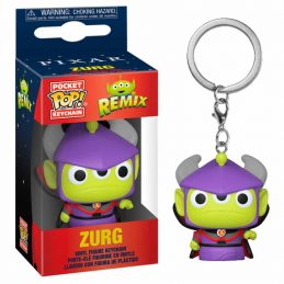 Llavero Pocket POP! ZURG...