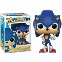 Funko POP SONIC WITH RING...