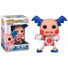 Funko POP MR. MIME 582 POKEMON