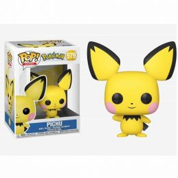 Funko POP PICHU 579 POKEMON