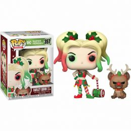 Funko POP HARLEY QUINN WITH...