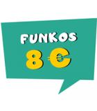Funkos a 8 €